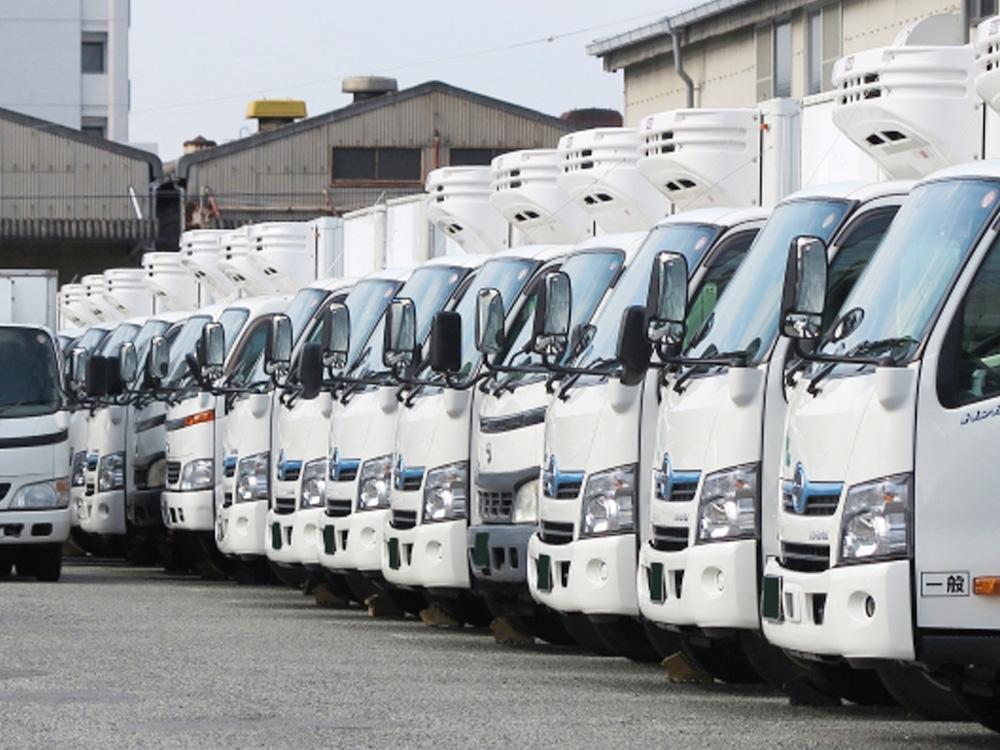 トラック運送会社の許可申請・届出代行について